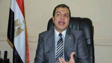 Photo of الوزير سعفان يتابع مستحقات عاملين مصريين قتلهما مواطن سعودي