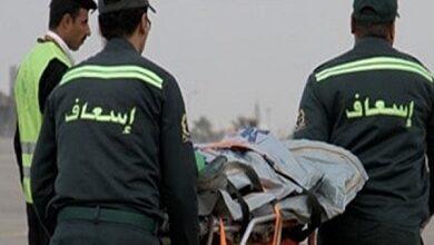 Photo of إصابة 4 أشخاص في حادث تصادم مروع بفرشوط