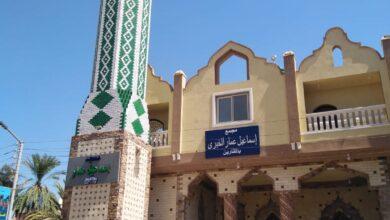 Photo of سرقة مسجد في  حاجر طوخ بنقادة