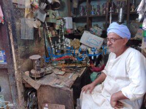"""aljornal.com - الجورنال - فيديو وصور  """"أبو صابر السمكري"""" 52 عاما في تصليح وابور الجاز وإصلاح الشيش بنقادة"""
