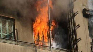 Photo of إخماد حريق هائل بوحدة سكنية في المحروسة بقنا