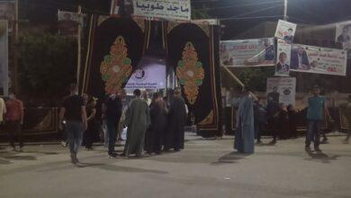 Photo of إقبال كبير قبيل غلق لجان النواب بنجع حمادي