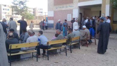Photo of إقبال ملحوظ على لجان التصويت بدائرة أبوتشت