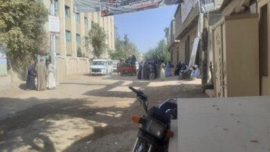 """Photo of فتح اللجان امام الناخبين بلجنة معهد """"السديس"""" بحجازة في قوص"""