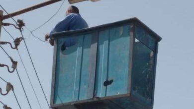 Photo of رئيس قروي المراشدة: استمرار أعمال ترقية إنارة شوارع القرية وتركيب كشافات جديدة