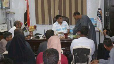"Photo of ""محلية الوقف"" تناقش مشاكل المستفيدين من منحة الرئيس ""السيسي"""