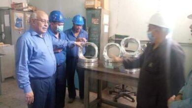 Photo of توفر أكثر من 10 ملايين جنيه سنويا.. ابتكار جديد بمصنع الألومنيوم