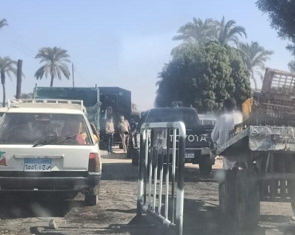 aljornal.com - الجورنال - حبس 16شخصا من انصار مرشح بقنا بتهمة التجمهر وقطع الطريق – الشارع القنائي