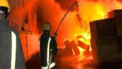 Photo of السيطرة على حريق نشب بمنزل من 4 طوابق بقنا