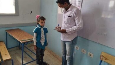 Photo of استمرار حملة الكشف عن الأنيميا والتقزم لطلاب المدارس الإبتدائية بأبوتشت