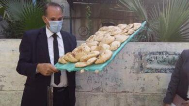 Photo of تحرير 12 محضر مخالفة تموينية بمركز قنا