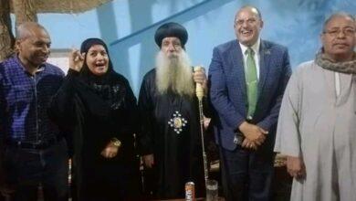 Photo of أسقف نجع حمادي يهنئ 3 نواب بعضوية مجلس النواب