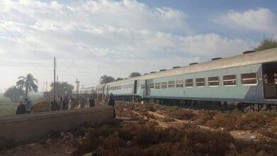 Photo of عاجل  صور ..خروج قطار عن القضبان في محطة قفط