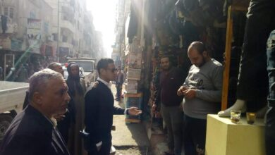 Photo of ضبط 70 مخالفة خلال حملة مرافق بنجع حمادي