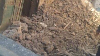 Photo of عاجل|انهيار منزل مهجور بمنطقة السوق القديم في نقادة