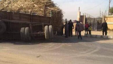 Photo of ضحية جديدة لموسم القصب.. مصرع طفل صدمه جرار زراعي في قوص