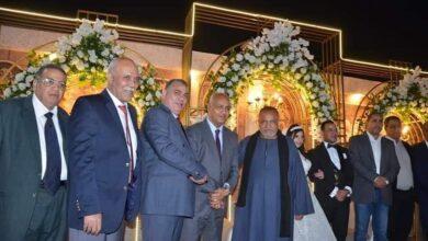 Photo of منافس الرئيس واعلاميون ونواب في فرح نجل كمال عثمان