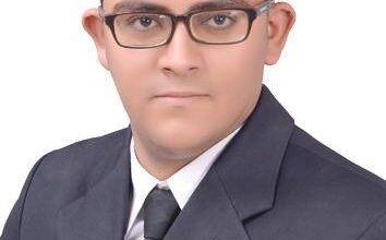 "Photo of المهندس ""أحمد الهواري"" أمين التنظيم بأمانة بندر قنا لحزب"" تحيا مصر"""
