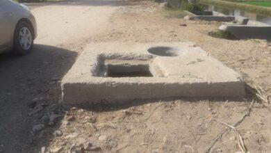 """Photo of """"غرفة بلا غطاء"""" تهدد حياة أهالي العمرة بأبوتشت ومناشدات لشركة المياه"""