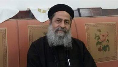 Photo of مطرانية قنا تلغي الاحتفالات بعيد تذكار الأنبا مكاريوس