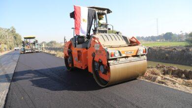 Photo of تطوير طريق نقادة الأقصر الزراعي بقيمة 50 مليون جنيها في قنا