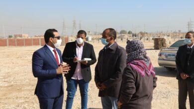 Photo of نائب محافظ قنا يتفقد إنشاءات مجمع مواقف نقادة الجديد