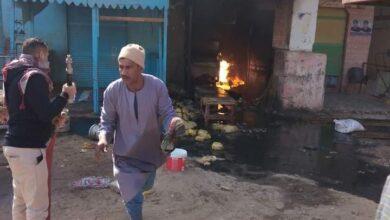 Photo of عاجل ..انفجار أسطوانة بوتاجاز بمخبز  في أبوتشت .. صور