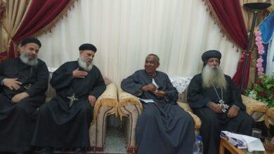 """Photo of طارق رسلان عضو """"الشيوخ"""" يهنئ الأقباط بعيد الميلاد الميجيد"""