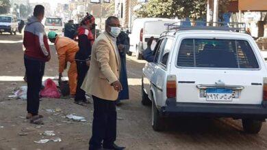 """Photo of """"الشعيني"""" يتفقد شوارع مدينة أبوتشت لضبط حركة المرور وتطبيق قرارات مجلس الوزراء"""