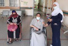 Photo of خروج وتعافي 3حالات كورونا من مستشفي العزل بقفط