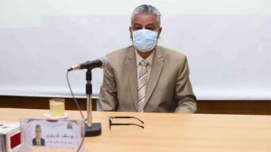 """Photo of مجلس """"جنوب الوادي"""" يناقش الإجراءات الاحترازية داخل اللجان استعدادًا للامتحانات"""