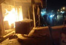 Photo of نشوب حريق في مخبز سياحي بقرية كوم البيجا بفرشوط