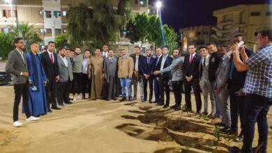 "Photo of ""رشاد"" يعقد جلسة حوارية مع برلمان الشباب بقنا"