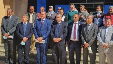 Photo of بمساحة 500 فدان ..الأعلى للجامعات يبحث اللمسات الأخيرة لإعلان إنشاء جامعة البحر الأحمر