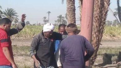 Photo of الانتهاء من زرع 48 عمود إنارة بطريق حجازة الرئيسي