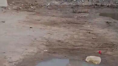 Photo of انفجار خط مياه بجوار محول كهرباء يهدد حياة الأطفال بقرية حجازة بحري