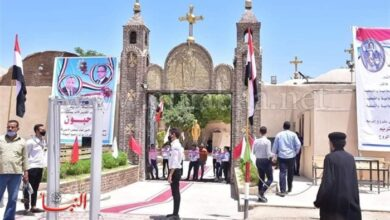 """Photo of فتح أبواب """"دير الملاك"""" بنقادة للزائرين 4 أيام"""
