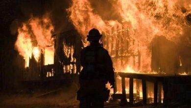 Photo of دون وقوع إصابات بشرية ..حريق يلتهم منزل بالوقف
