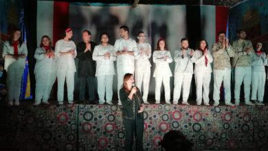 "Photo of المئات من أهالي دشنا فى عرض "" ولاد البلد"" وسط إجراءات احترازية"