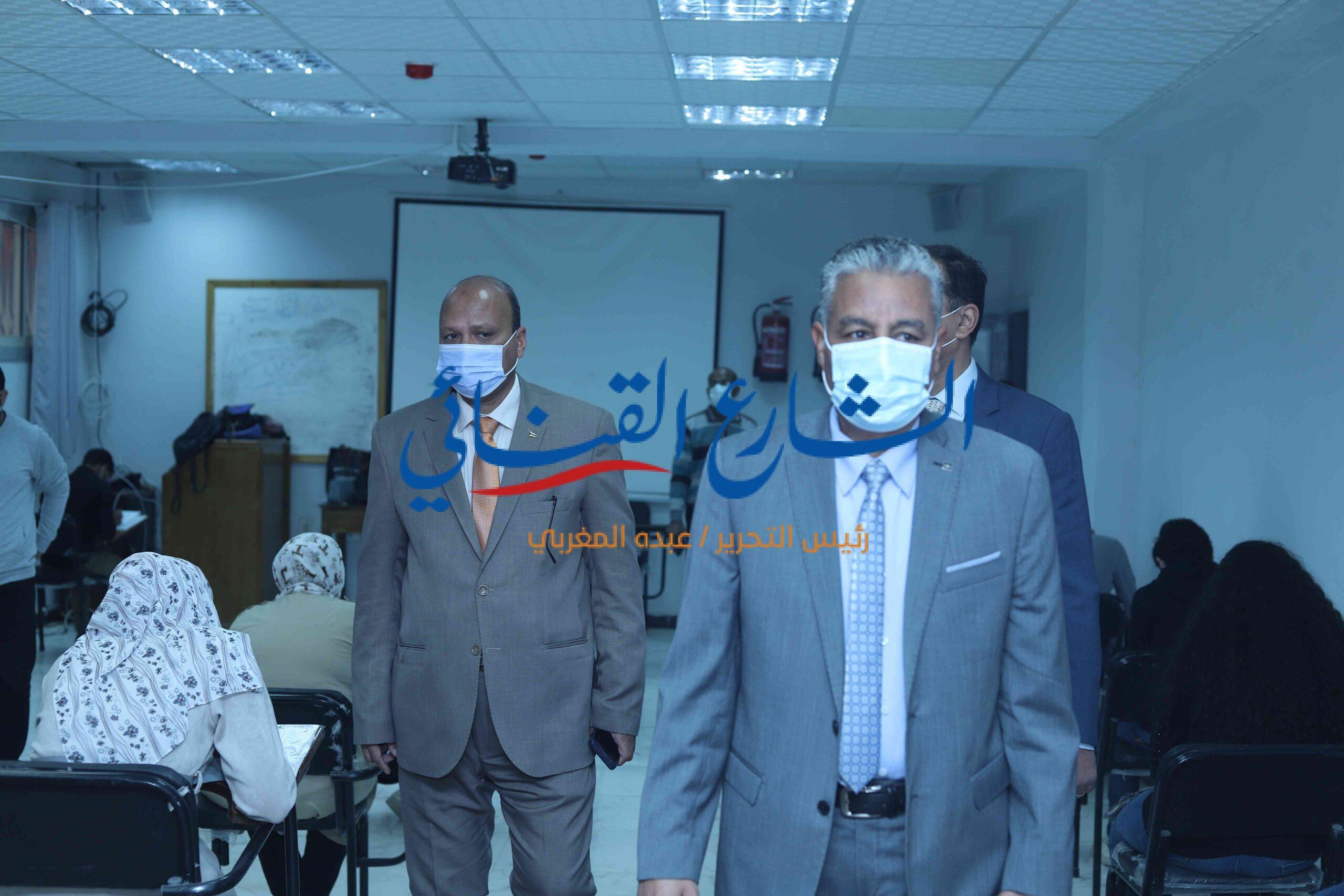Photo of 8944 طالب وطالبة أدوا الامتحانات في الفترة الصباحية بجنوب الوادي