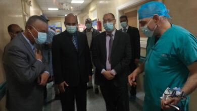 Photo of بدء جراحات القلب المفتوح ضمن فعاليات قافلة قلوب صغيرة لعلاج الأطفال بمستشفيات قنا الجامعية