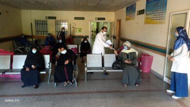 Photo of تعافي وخروج 7 حالات من فيروس كورونا بمستشفى قفط التعليمي