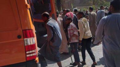 Photo of ننشر أسماء ضحايا حادث طريق قنا – سفاجا