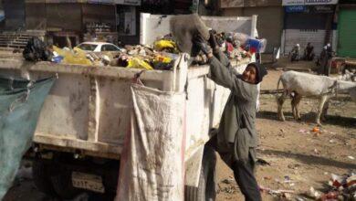 Photo of إزالة 53 طن مخلفات من شوارع فرشوط