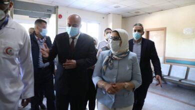 Photo of غضب أهالي أبوتشت لعدم زيارة وزيرة الصحة المستشفى.. ومواطنون: نحتاج للاهتمام الصحي