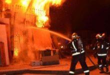 Photo of السيطرة على حريق بمزرعة دواجن في دشنا