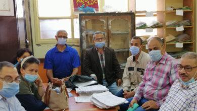 Photo of مدير تعليمية دشنا تتفقد أعمال تصحيح المسابقة المسيحية الثقافية