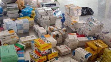 Photo of ضبط أدوية مهربة في حملة بنجع حمادي