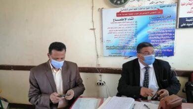 Photo of مدير تعليمية أبوتشت يتفقد عددا من المدارس لمتابعة سير العمل