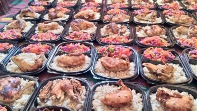 Photo of مطبخ الهنا الخيري..مبادرة لتقديم وجبات غذائية جاهزة في رمضان بقوص
